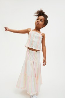 Cami And Skirt Co-ord Set (3-16yrs)