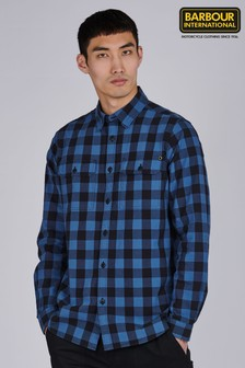 Barbour® International Bold Block Check Shirt