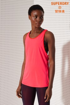 Superdry Training Strappy Tank Top