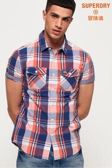 Superdry Wash Basket Short Sleeve Shirt