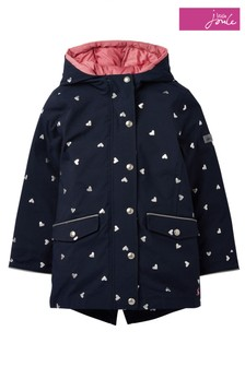 Joules Blue 3 in 1 Parka
