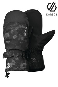 Dare 2b Black Veracity Waterproof Mittens