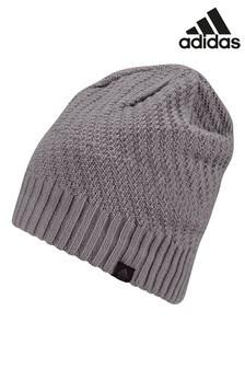 adidas Grey Golf Beanie Hat