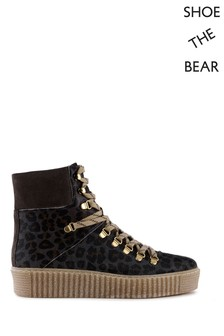 Shoe The Bear Agda Leopard Boots