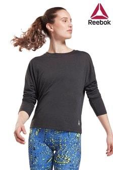 Reebok Work Out Ready Long Sleeve T-Shirt