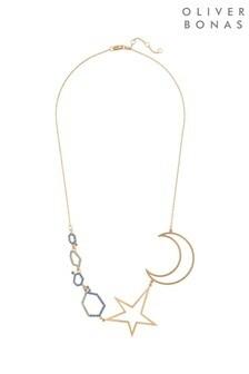 Oliver Bonas Anastella Constellation Necklace