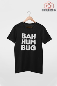 Instajunction Bah Hum Bug T-Shirt