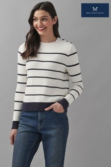 Crew Clothing Company Cowes Jumper