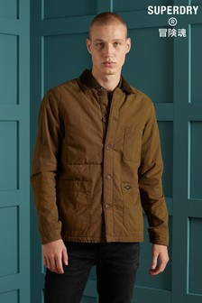 Superdry Utility Mix Over Shirt