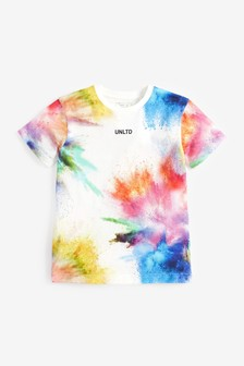 Bright Splat T-Shirt (3-16yrs)
