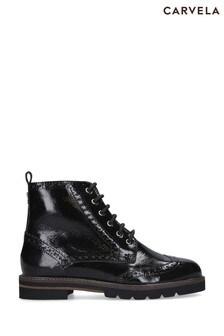 Carvela Black Shock Boots