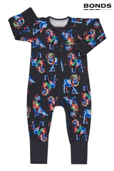 Bonds Rainbow Lion Zip Wondersuit