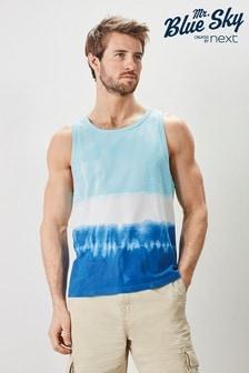 Mr Blue Sky Organic Cotton Vest