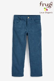Frugi Organic Navy Lined Jean Style Cords