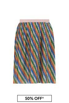 Girls Multicoloured Skirt