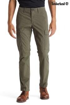 Timberland® Squam Lake Core Twill Straight Leg Cargo Trousers