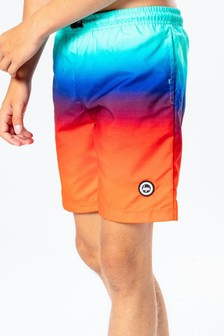 Hype. Kids Multi Lucky Fade Swim Shorts