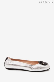 Mix/Hill & Friends Ballerina Pumps