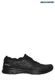 Skechers® Black Seager Scholarly Sports Trainers