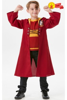 Rubies Harry Potter Quidditch Robe