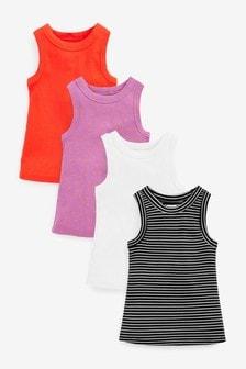 4 Pack Spot Vests (3-16yrs)