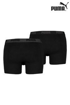 Puma® Basic Men's Boxers 2 Pack