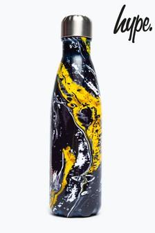 Hype. Liquid Marble Metal Reusable Water Bottle