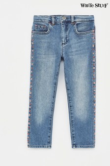 White Stuff Denim Kids Stitch To Stitch Jeans