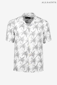 AllSaints Santacruz Short Sleeve Shirt