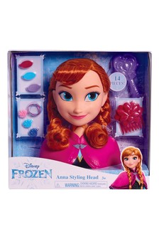 Disney™ Frozen Anna Styling Head