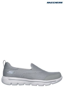 Skechers® Grey Go Walk Evolution Ultra - Reach Trainers