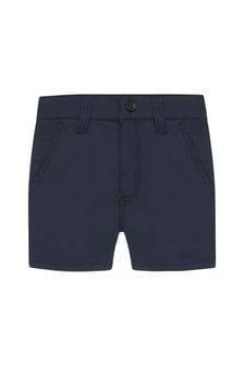 Boss Kidswear BOSS Baby Boys Navy Cotton Shorts
