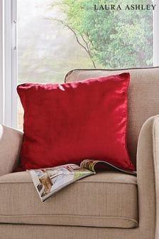 Cranberry Nigella Cushion