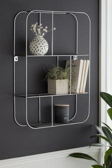 Contemporary Wire Shelf