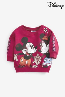 Mickey Sweatshirt in Retrooptik (3 Monate bis 7 Jahre)
