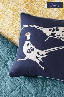 Joules Pheasant Cushion