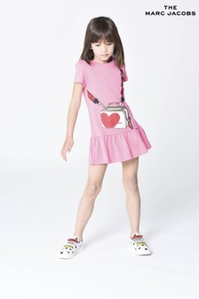The Marc Jacobs Pink Skater Dress