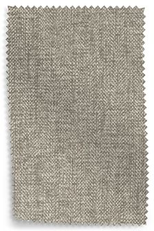 Woven Chenille Mid Natural Fabric Sample