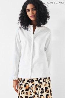 Mix/Mos Mosh White Mattie Shirt
