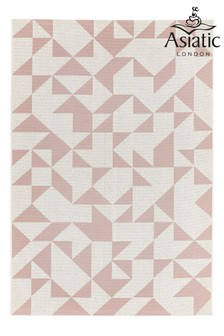 Patio Flag Rug by Asiatic Rugs