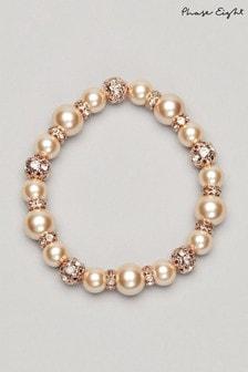 Phase Eight Valarie Pearl Bracelet