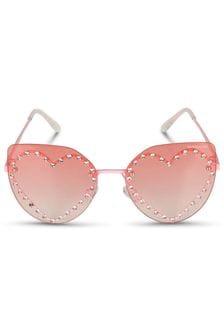 Monnalisa Girls Pink Sunglasses