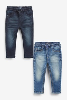 2 Pack Jogger Jeans (3mths-7yrs)