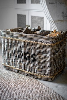 Log Basket by Garden Trading