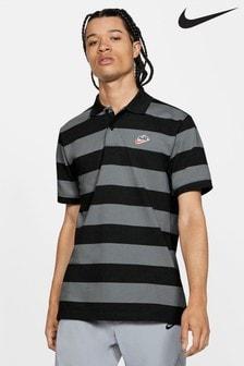 Nike Stripe Poloshirt