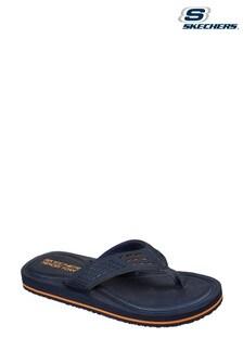 Skechers® Black Go Walk 5 Surfs Out Sandals