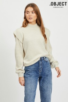 OBJECT Statement Shoulder Manni Jumper