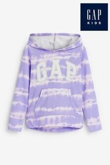 Gap Arch Logo Tie Dye Hoodie