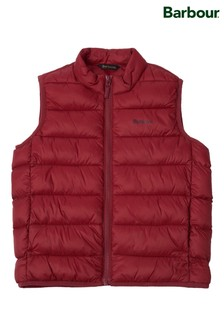 Barbour® Red Bretby Gilet