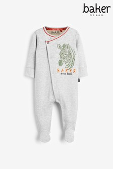 Baker by Ted Baker Graphic Sleepsuit